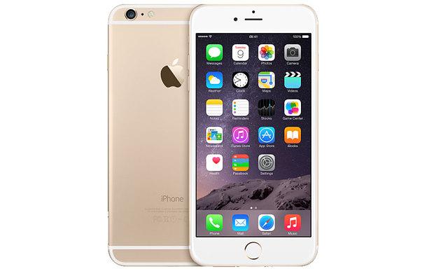 iPhone 6s PLUS 128GB ゴールド 本体
